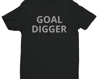 Goal Digger Short Sleeve T-shirt