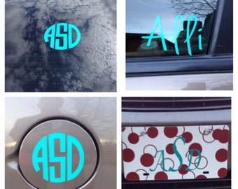Car Decal Package