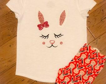 Easter Bunny Girl Shirt