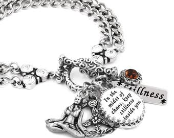 Jewelry with Quotes Message Jewelry Message Bracelet