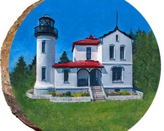 Admirality Lighthouse, Whitbey Island, WA