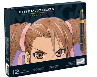 Prismacolor Manga Marker Sets