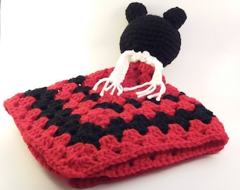 Security Crochet Blanket
