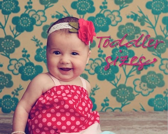 Sweet Baby Babydoll Top/Dress PDF Pattern Tutorial, Toddler Girls 2T to 4T