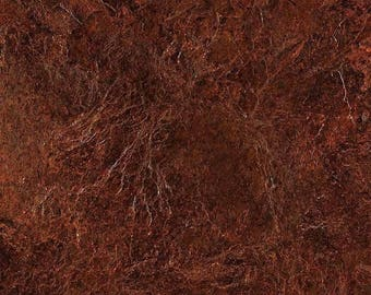Leather Look Rust Cotton Fabric, Naturescapes, 21387-38 Northcott (By YARD)~