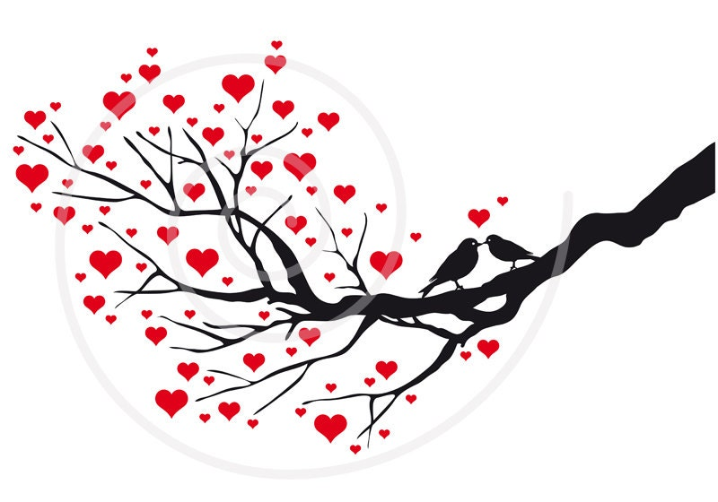 Wedding tree images clip art