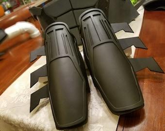 Arkham Batman Gauntlets
