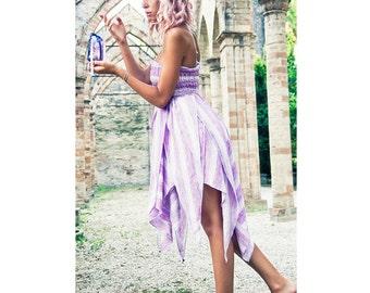 Woodland Fairy dress ~ Fairy costume - MAKE TO ORDER