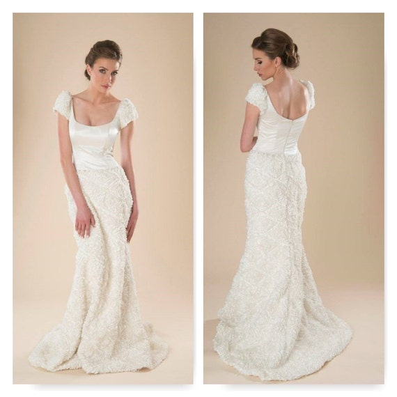 by Gown COCOE Bridal VOCI TALLULAH Sample U7nwxv