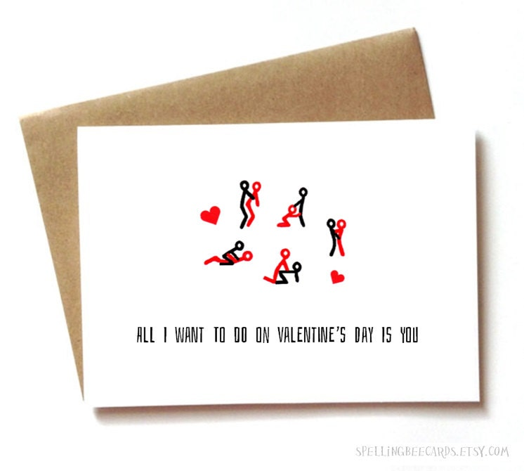 dirty valentine's day card sexy naughty valentine's, Ideas