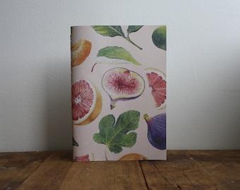 Hand-bound A5 Sketchbook - Dusk