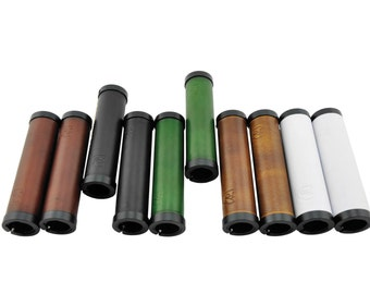 Bamboobee Leather Handlebar Grip