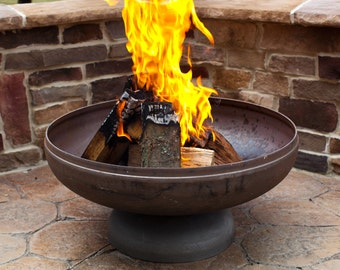 """Ohio Flame 24"""" Patriot Fire Pit (Made in the USA)"""