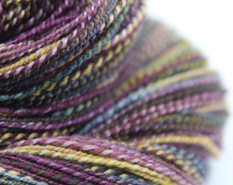 Handspun Yarn: Whisper
