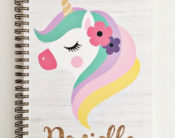 Personalized planner, weekly planner, undated weekly planner