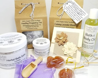 Pregnancy Gift Set / Pregnancy Gift / Congratulations Gift / Mom To Be Gift / Pregnancy Gift Box / Pregnancy Gift Basket / Personalized Gift