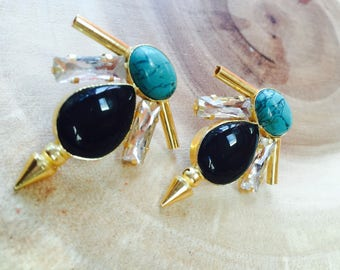 E-47 Contemporary earrings