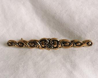 Gold Pin for Sarah