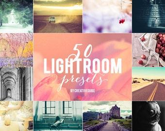 Adobe Lightroom Presets Bundle