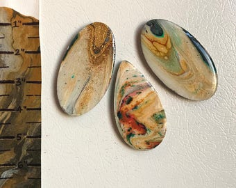 Geology Magnets (set of 3)