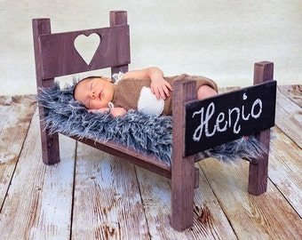 wooden bed,wooden,prop,photo prop,photo seassion,newborn props,photography prop