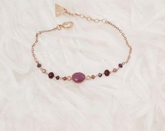 Bracelet Ruby Victoria
