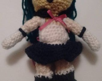 Sailor Pluto Amigurumi
