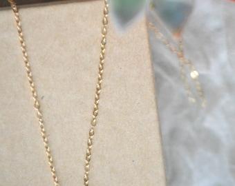 tiny diamond necklace, tiny gold diamond necklace, 14 karat gold filled diamond necklace, simple diamond necklace, bridesmaid necklaces