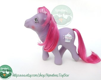 My Little Pony Sherbet: Vintage 1980s Toy by Hasbro