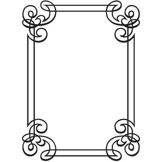 Luxury Scroll Frame Inspiration - Ideas de Marcos - lamegapromo.info