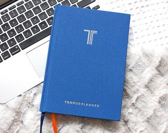 Tempus Planner – Daily Planner for The Goal Kickers, Dreamers and Doers. Monday to Sunday – Best Day & Weekly Journal, Organizer.