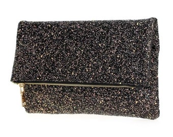 Glitter Clutch Purse | Envelope Clutch Purse | Bridesmaid Gift | Mother's Day Gift | Birthday Gift for Her