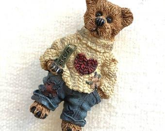 Love Bear Brooch