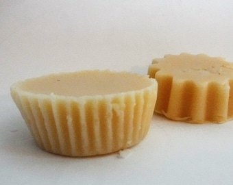 Cocoa Butter Lotion Bar-Natural Solid Lotion for very dry skin, hands,heels, elbows AND lips