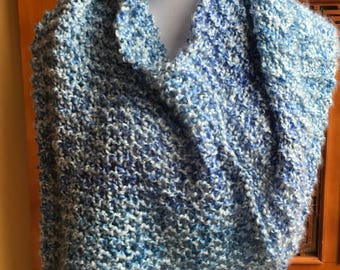 Outlander Inspired Infinity Scarf Poncho