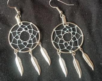 Dreamcatcher Earrings (#233)