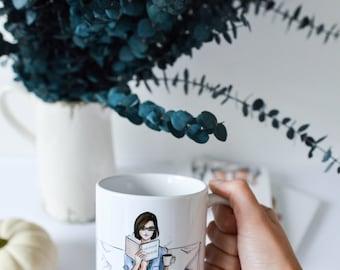 Breakfast in Bed (Mug)