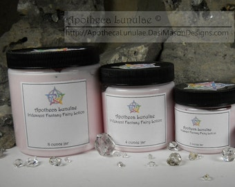 Iridescent Fantasy Fairy Lotion ***Blueberry Cobbler - Frankincense and Myrrh*** Choose Your Scent
