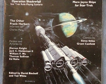 Stardate Magazine, No. 8 October 1985