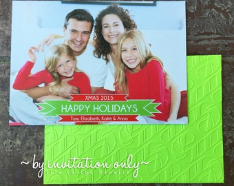 Holiday Photo Cards / Christmas Cards / Family Christmas Cards / Holiday Cards / Photo Cards