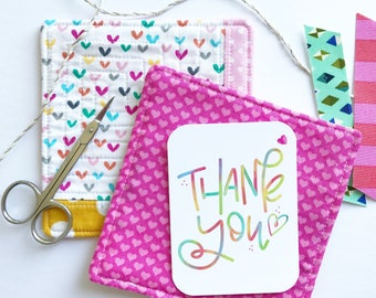 Thank You - Rainbow Cards, Planner Card, Gift Tags, Hand Lettering, Lettered Tag, Be an Encourager the World Has Enough Critics, Packaging