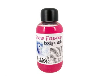 Snow Faerie Body Wash with Aloe and Sea Buckthorn 50ml
