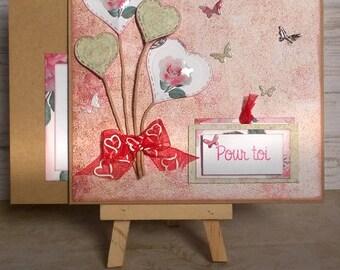 LOVE/Valentine's day - Wedding Bouquet
