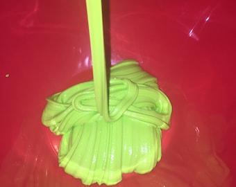 Kiwi lime slime