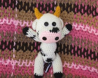 Ain't No Skinny Cow Amigurumi