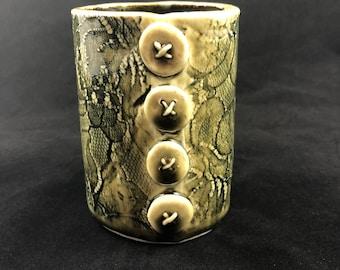 Lace mug 2