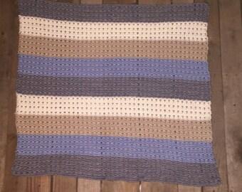 Baby shell blanket