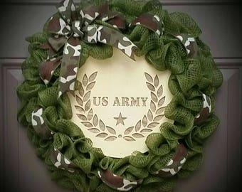 Army Strong - U.S. Army Wreath