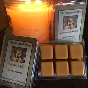DEATH BY CHOCOLATE - Clamshell Soy Blend Wax Melts - Melting Wax - Vegan Candles - Wax Cubes - Tarts - Scented Wax