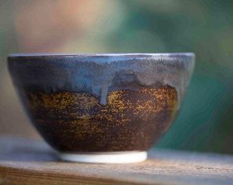 Golden Dust Bowl ceramic